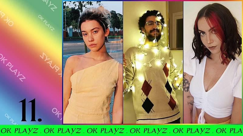 OK Playz - OK Playz con Greta Fernández, María Valero y Yunez