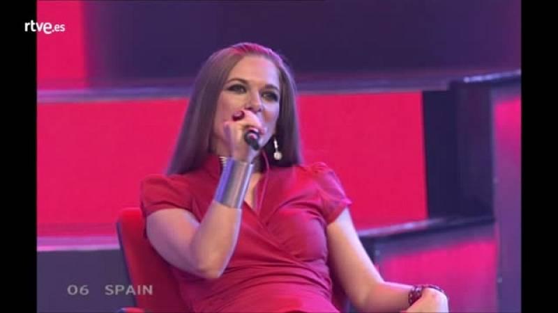 """Festival de Eurovisión 2006 - Las Ketchup cantaron """"Bloody mary"""""""