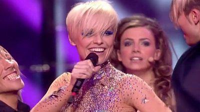 """Eurovisión 2009 - Soraya Arnelas cantó """"La noche es para mí"""""""