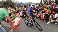 La Vuelta otoñal de 2020 reduce el número de etapas de 21 a 18 etapas