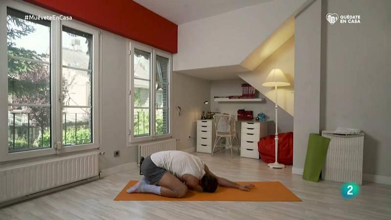 Muévete en casa - ¡Pon en forma la espalda!