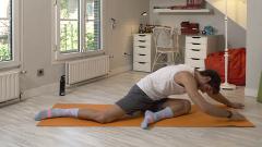 Muévete en casa - Programa 29 (flexibilidad y equilibrio)