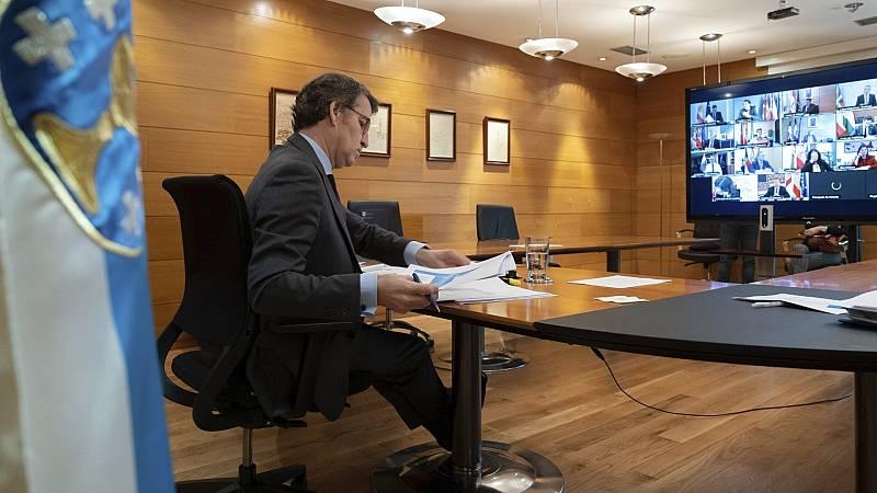 """Las autonomías llevan a la comisión del Senado sus propuestas para la desescalada """"asimétrica"""" por territorios"""