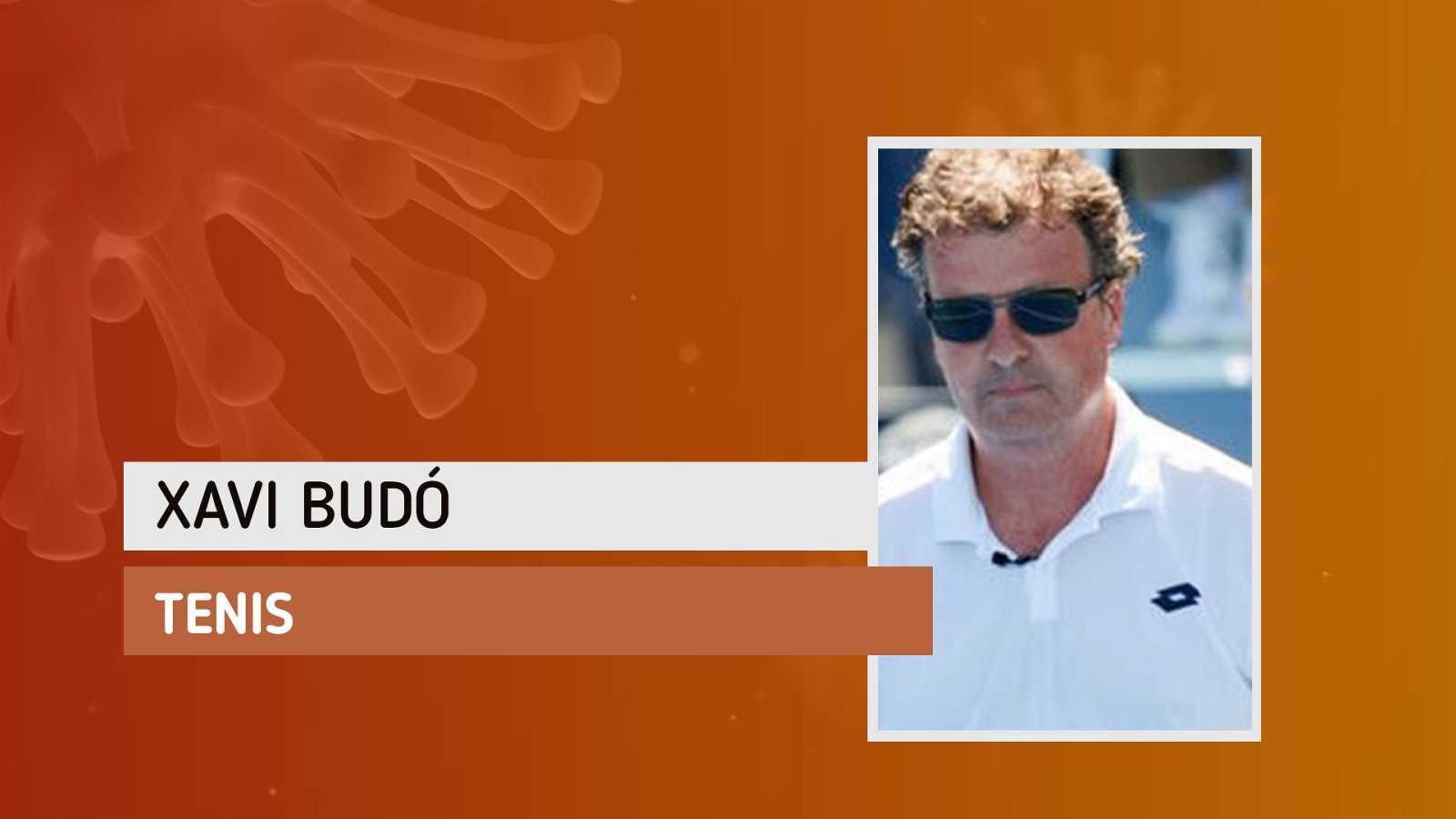 """Xavi Budó: """"Tengo ganas de abrazar a mis amigos sanitarios para agradecerles su trabajo"""""""