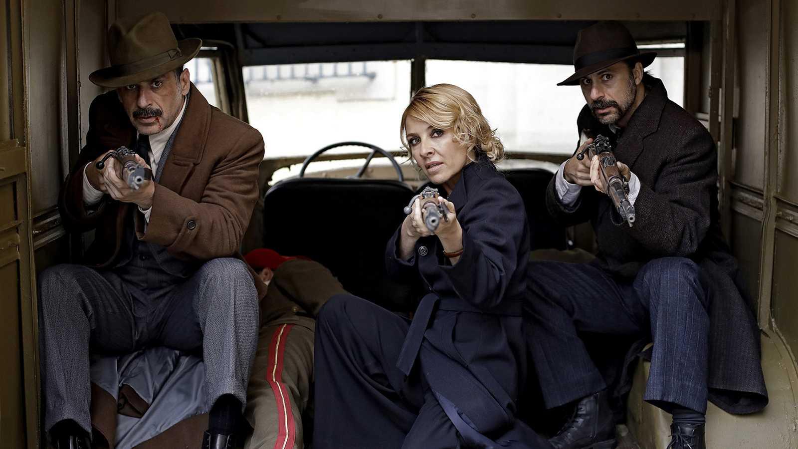 'El Ministerio del Tiempo' estrena su cuarta temporada