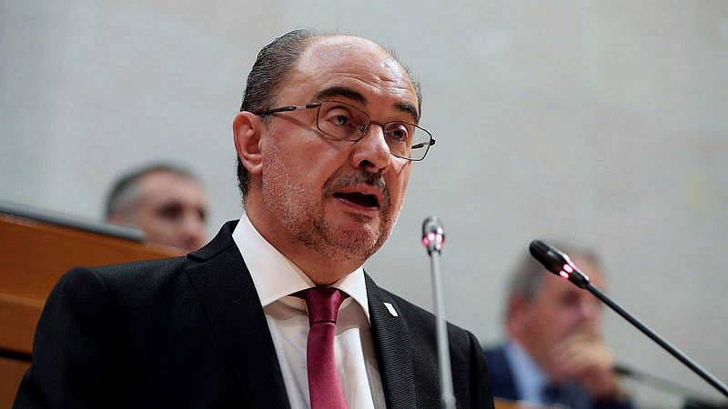 """Lambán rechaza el plan de desescalada: """"Salvar vidas está muy por delante de salvar al presidente del Gobierno"""""""