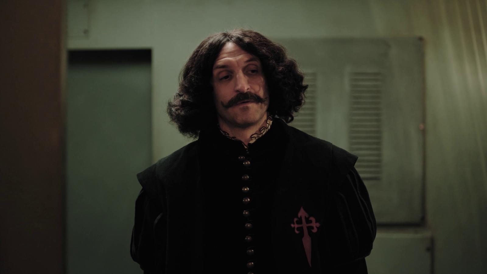 "El Ministerio del Tiempo - Julián Villagrán: ""Velázquez le da un punto de comedia a la serie"""