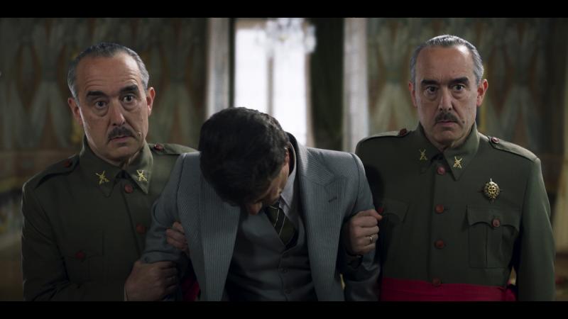 El Ministerio del Tiempo - Los dos dobles de Francisco Franco