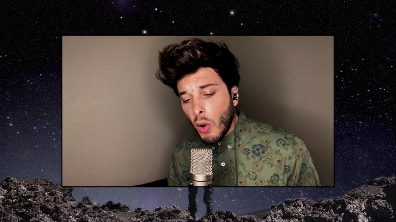 """Blas Cantó canta """"Universo"""""""