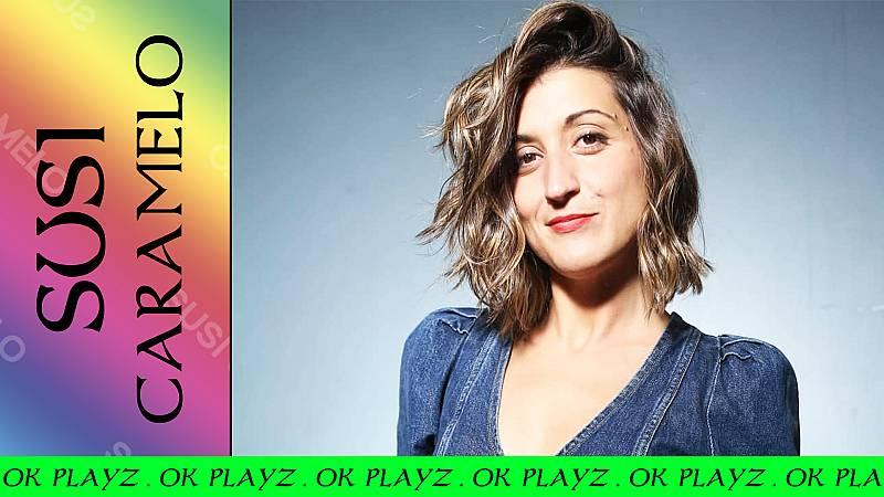 """OK Playz - Susi Caramelo: """"Quiero actuar y que me llame Almodóvar"""""""