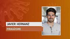 "Javier Hernánz: ""Lo primero que haré será coger mi piragua e irme a entrenar"""