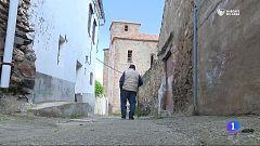 Vidal, el único habitante de Fuente de Ágreda