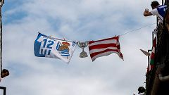 Athletic y Real Sociedad decidirán si juegan a puerta cerrada para no perder la plaza europea