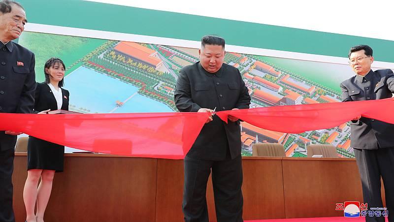 Vídeo: Kim Jong-un reaparece en los medios oficiales norcoreanos tras los rumores sobre su estado de salud