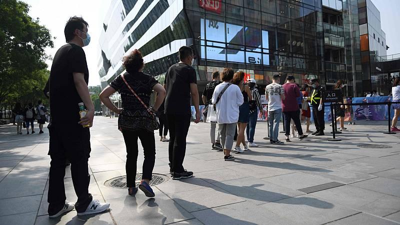 China abre los lugares turísticos bajo medidas de control y contención  del flujo de visitantes