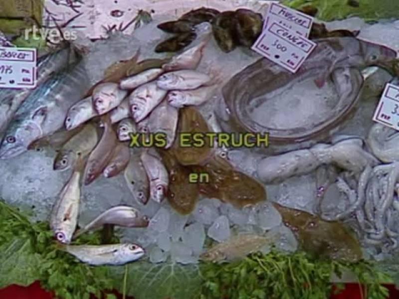 Arxiu TVE Catalunya - Actors en primer pla - La peixatera