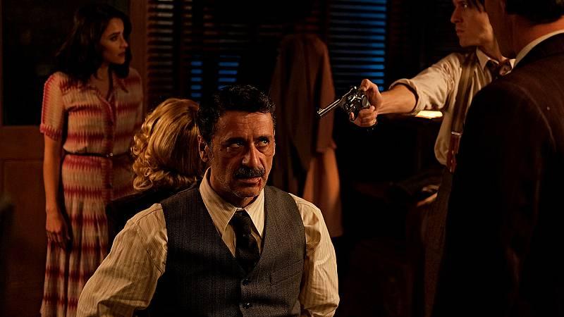 Nacho Fresneda habla de lo que le espera a Alonso, su personaje en 'El Ministerio del Tiempo'