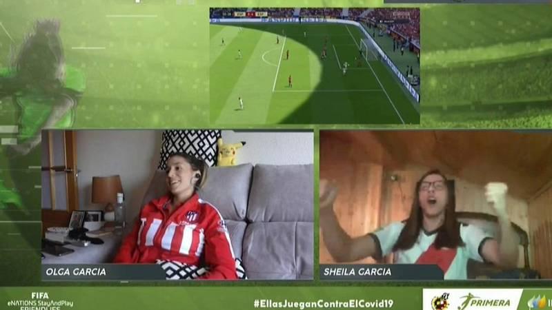 Sheila Garcia gana el torneo 'GameHer' al vencer por 7-2 la final a Olga Garcia