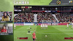e-games - Gamher Fútbol Torneo Femenino FIFA 20 Final