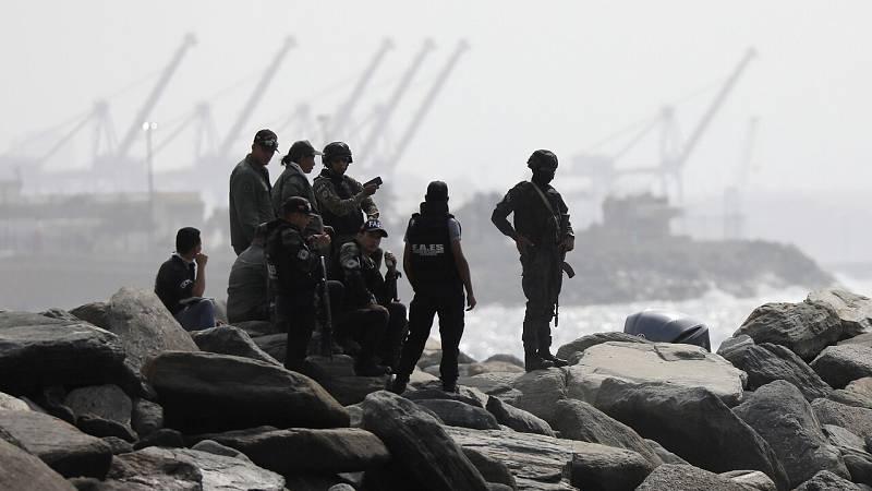 El Gobierno venezolano dice que frustró un intento de invasión marítima