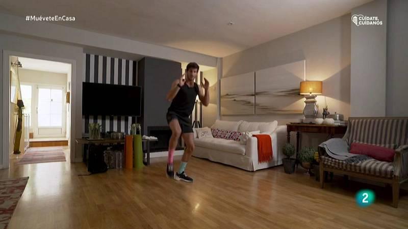 Muévete en casa - ¡Activa brazos, piernas y abdomen con el boxeo!