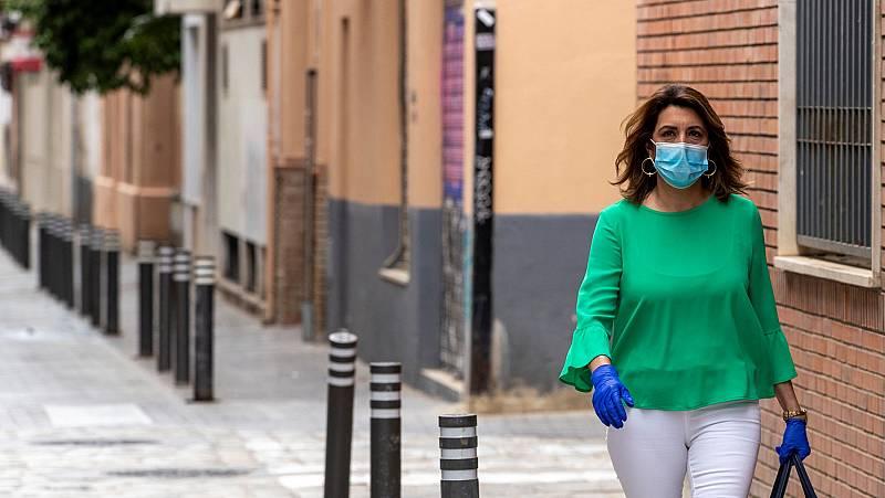 """Susana Díaz reclama """"responsabilidad"""" a Casado para apoyar el estado de alarma"""