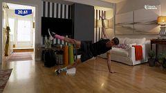Muévete en casa - Programa 31 (fuerza y cardio)