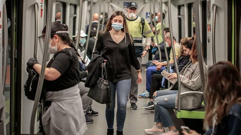 Consumo publica una guía sobre el correcto uso y compra de mascarillas