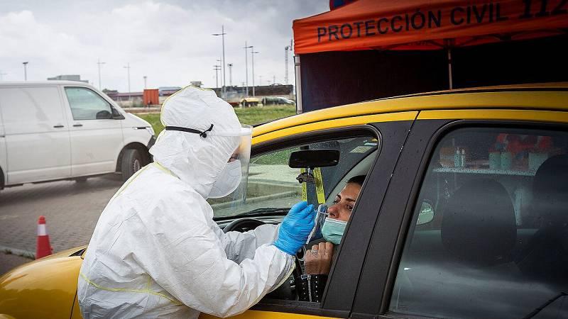 España registra 164 muertos por coronavirus y 356 contagios, aunque Sanidad advierte del retraso por el fin de semana