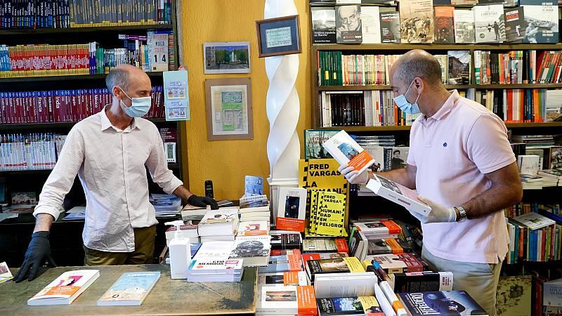 Las librerías abren sus puertas para clientes con cita previa
