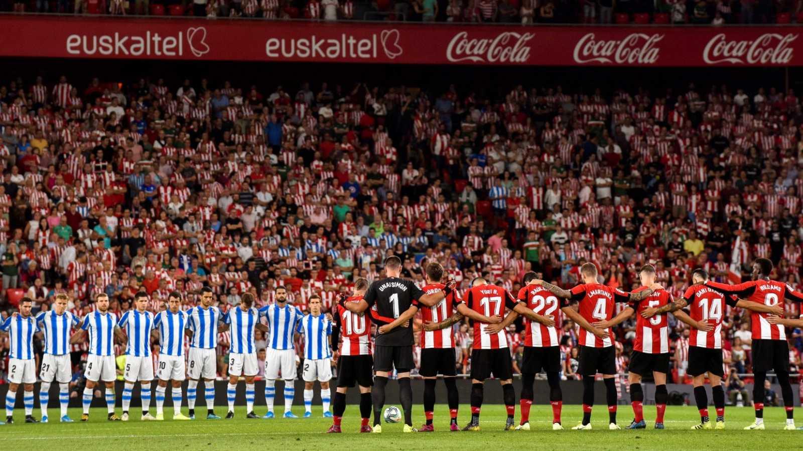 Real Sociedad y Athletic solicitan jugar la final de la Copa del Rey a puerta abierta