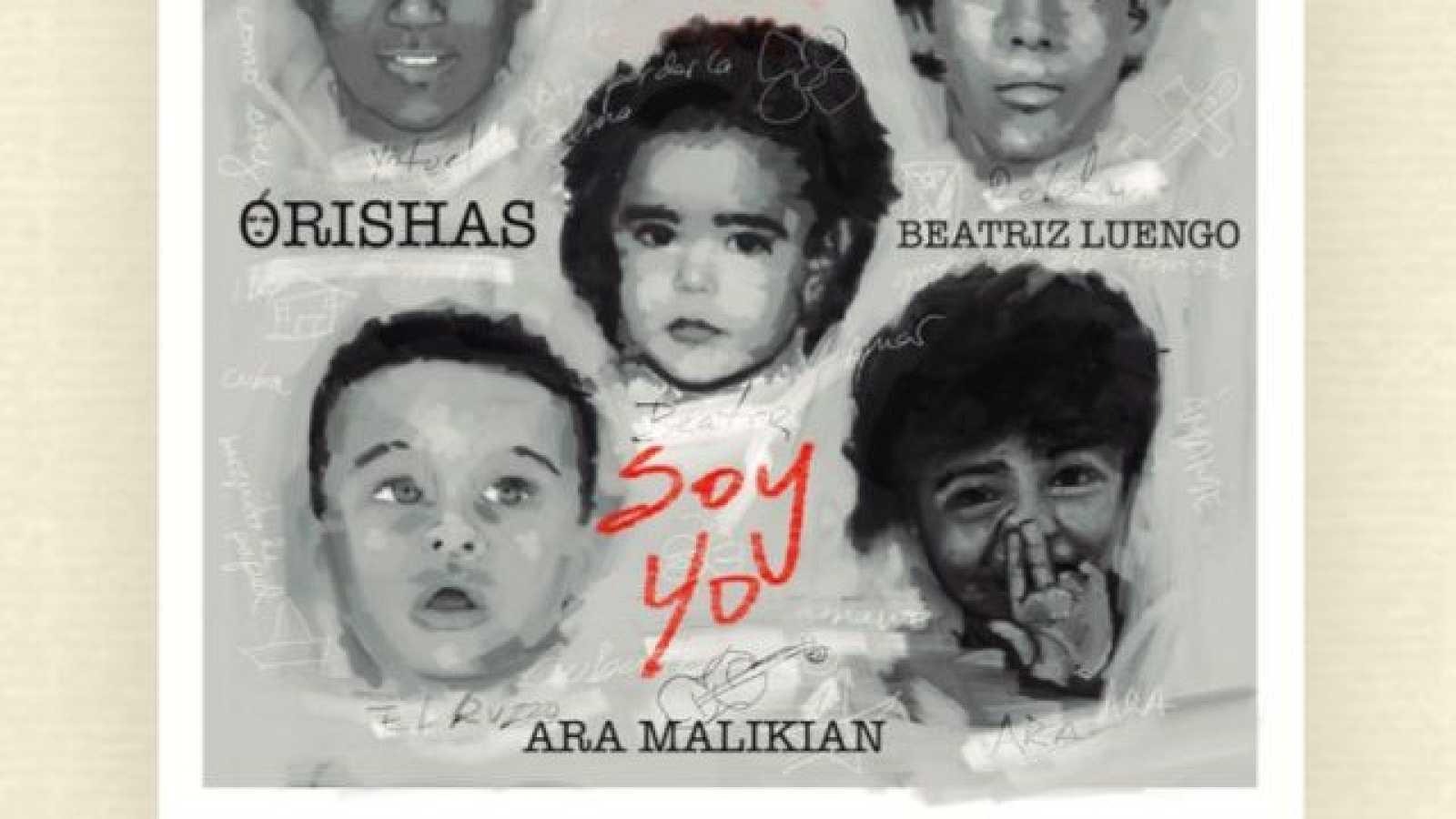 El grupo cubano Orishas versiona un tema de Pablo Milanés, con la colaboración de Beatriz Luengo y Ara Malikian