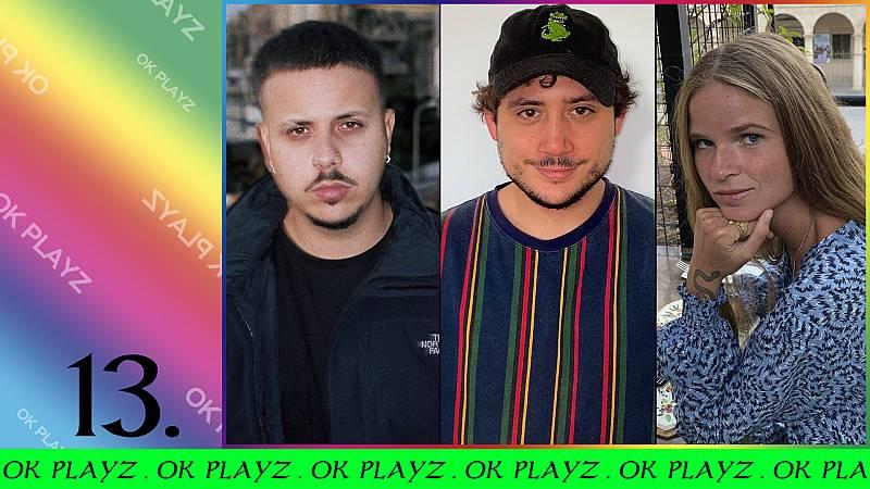 OK Playz - OK Playz con Cruz Cafuné, Darío Eme Hache y María Rosenfeldt
