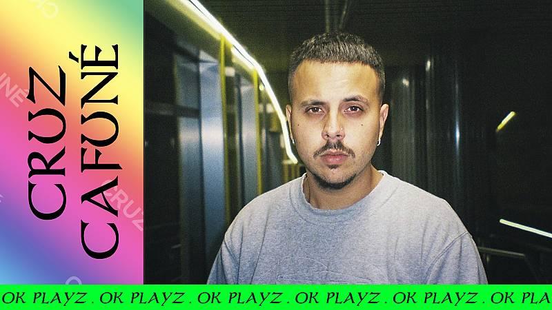"""OK Playz - Cruz Cafuné: """"Tengo más caras que un poliedro"""""""