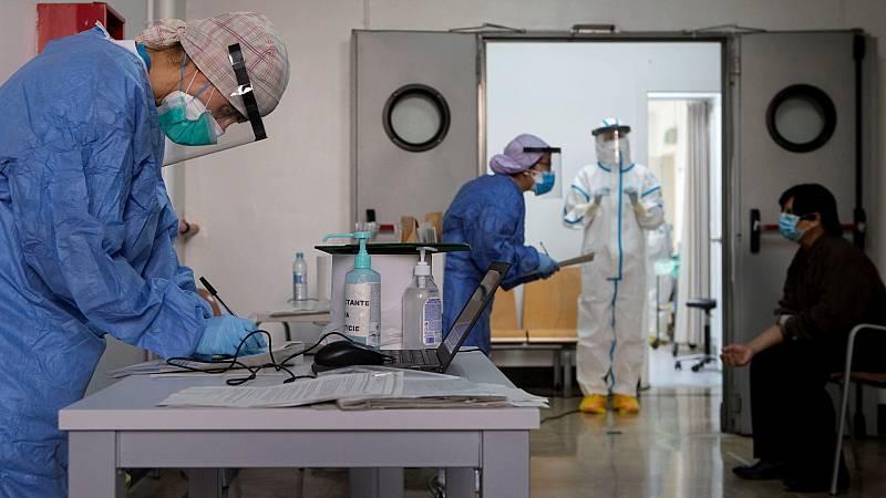 Cerca de 30.000 personas han participado en el estudio de seroprevalencia del Instituto Carlos III