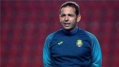 Estudio Estadio desde casa - Javier Calleja, entrenador del Villarreal