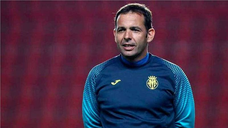 Estudio Estadio desde casa - Javier Calleja, entrenador del Villarreal - ver ahora