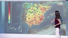 Bajan las temperaturas en el Cantábrico y la Meseta y suben en el Mediterráneo
