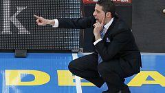 Víctor Lapeña, elegido mejor entrenador de la Euroliga femenina