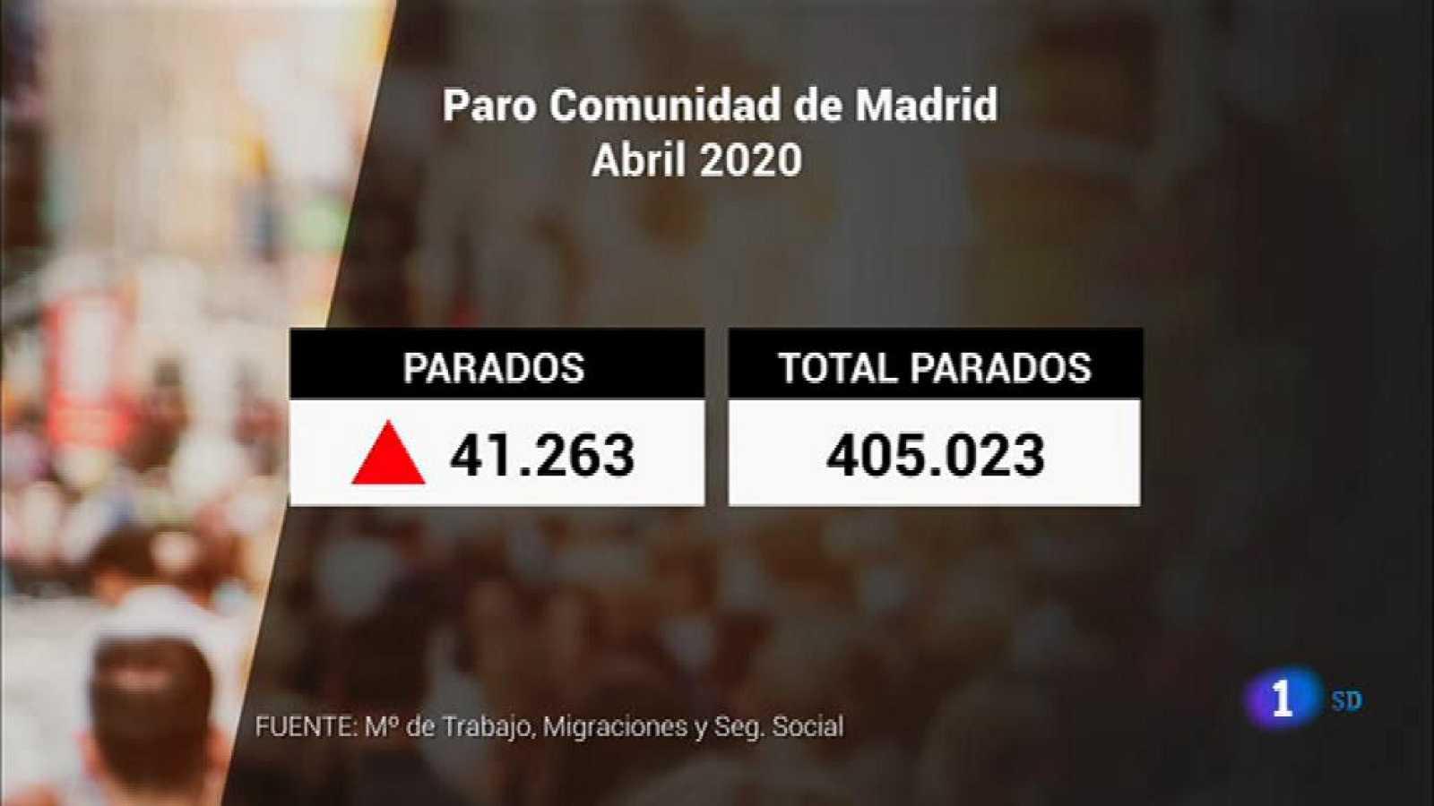 Informativo de Madrid - 05/05/2020 ¿ ver ahora