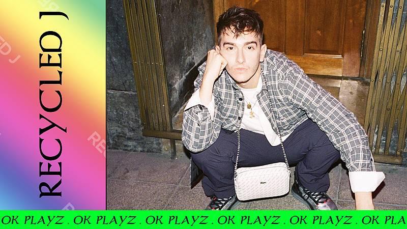 """OK Playz - Recycled J: """"Me quiero involucrar en diferentes sonidos y ver de lo que soy capaz"""""""
