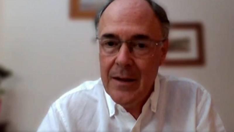 """Ildefonso Hernández, epidemiólogo: """"Parece que el virus tiene una inmunidad sostenida que puede aguantar al menos un año"""""""