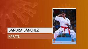 Sandra Sánchez: