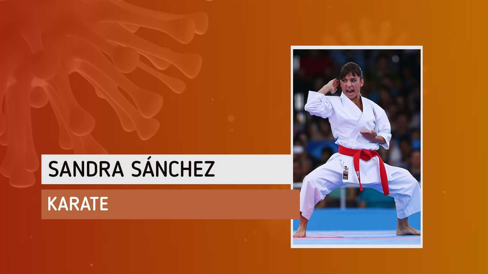 """Sandra Sánchez: """"Hay que ser responsable para disfrutar de la libertad"""""""