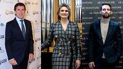 MasterChef Celebrity - Pedro Delgado, Ainhoa Arteta y Jesús Castro, últimos concursantes confirmados para la quinta edición