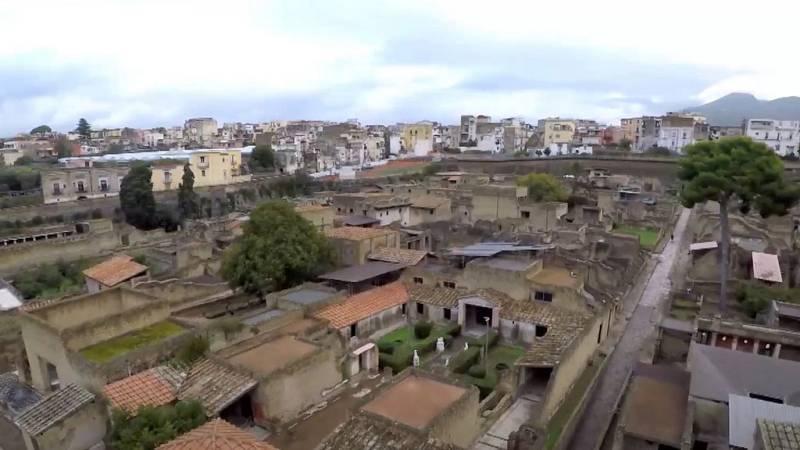 Arqueomanía - Herculano - ver ahora