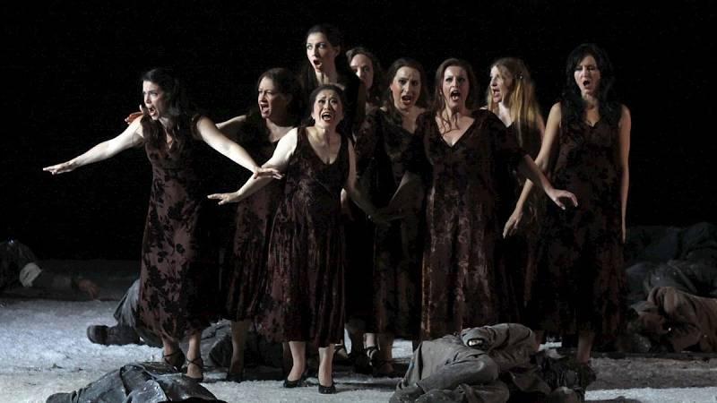 El Teatro Real ofrece gratis las óperas 'Madame Butterfly' y 'La Traviata' en su plataforma