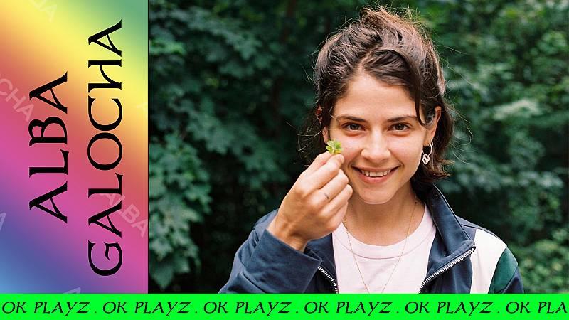 """OK Playz - Alba Galocha: """"Cuando encuentro una cosa que me gusta voy a saco a por ella"""""""