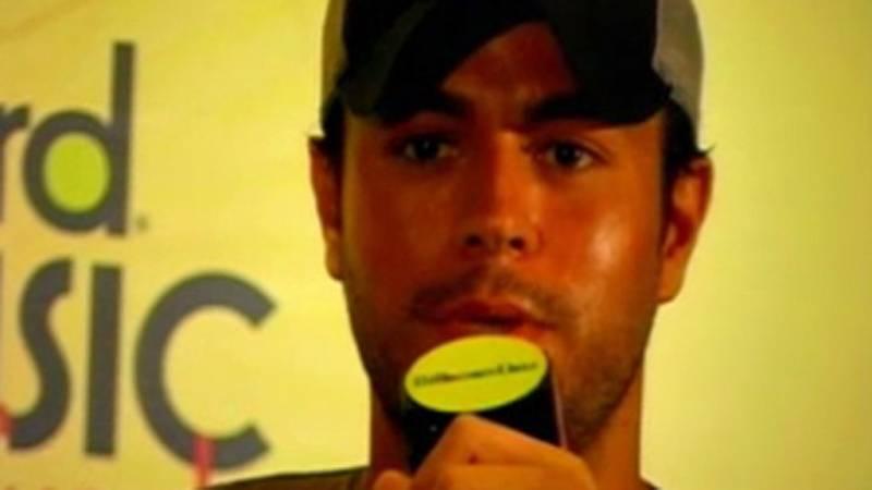 Enrique Iglesias habla de su padre en 'Gente' - 10/4/2008