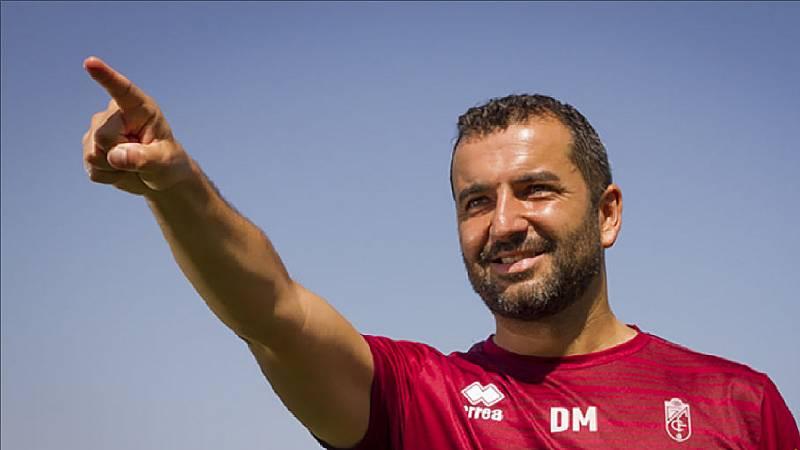 Estudio Estadio desde casa - Diego Mártinez, entrenador del Granada y el Dr. Ripoll - ver ahora